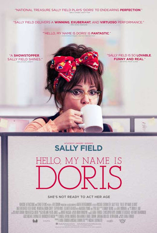 Hello My Name is Doris 11 x 17 Movie Poster - Style A