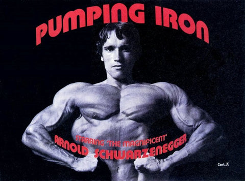 Pumping Iron 11 x 14 Movie Poster - Style A