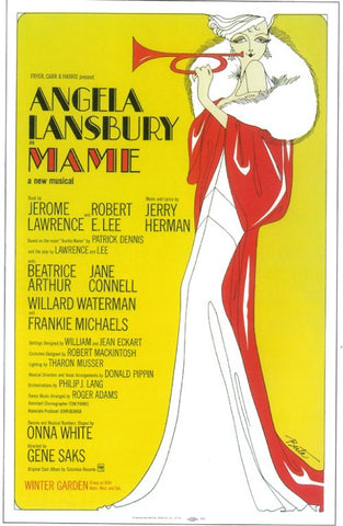 Mame (Broadway) 11 x 17 Poster - Style A