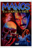 'Manos' the Hands of Fate 27 x 40 Movie Poster - Style A