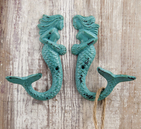 Mermaid Hook Asst S/2
