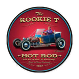 Kookie T Metal Sign Wall Decor 14 x 14