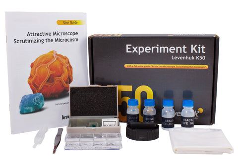 Levenhuk K50 Experiment Kit