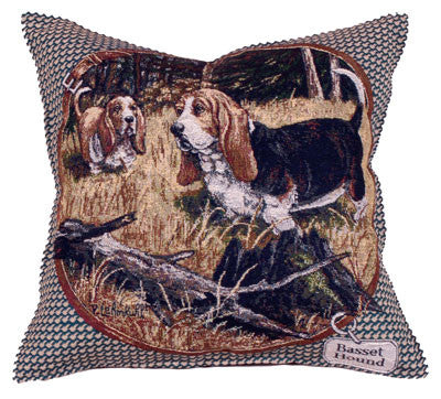 Pillow - Basset Hound Pillow