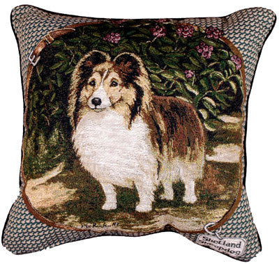 Pillow - Shetland Sheepdog Pillow