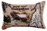 New Hampshire Pillow