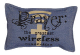 Wireless Tapestry Pillow