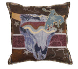Pillow - Spirit Of The Old West Pillow