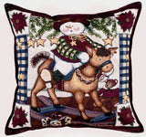 Pillow - The Rocking Horse Pillow