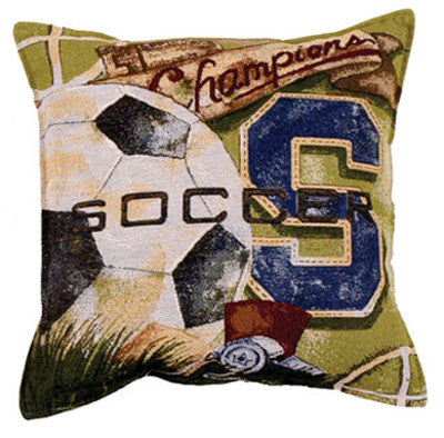 Pillow - Vintage Soccer Pillow