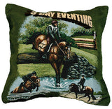 3 Day Eventing Pillow