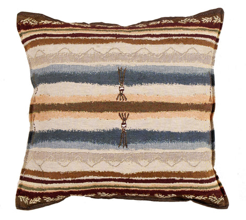 Cimarron Tapestry Pillow