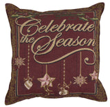 Pillow - Celebrate The Season Pillow