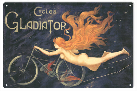 Cycle Gladiator Sign