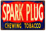 Vintage Chewing Tobacco Sign