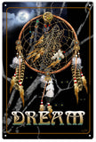 Vintage Dream Catcher Sign