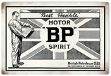 Vintage BP Motor Oil Sign