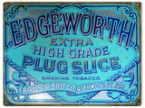 Vintage Edgeworth Tobacco Sign 9x12