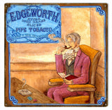 Vintage Edgeworth Tobacco Sign 12x12