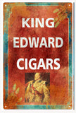 King Edwards Cigar Sign