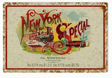 New York Special Cigar sign is 12x18
