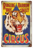 Ringling Bros Barnum & Bailey Circus Sign
