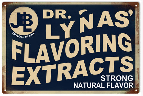 Dr. Lyans Flavoring Extracts