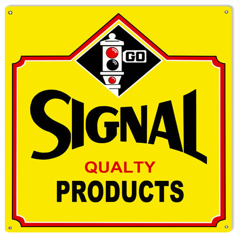 Signal Products Sign 12x12