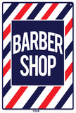 Old Fashion Barber Shop Sign