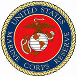United States Marine Corps Reserve Sign