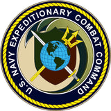 US Navy Expeditionary Combat Command