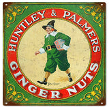Vintage Muntley And Palmers Nostalgic Sign 12x12