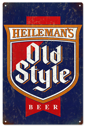Vintage Heilemans Beer Sign