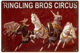Vintage Ringling Bros Circus Sign