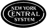 RR-221 NEW YORK CENTRAL HERALD SIGN