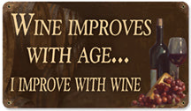 RRW-15 Wine Improves With Age