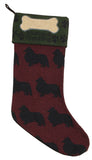 Stocking - Shetland Sheepdog Stocking