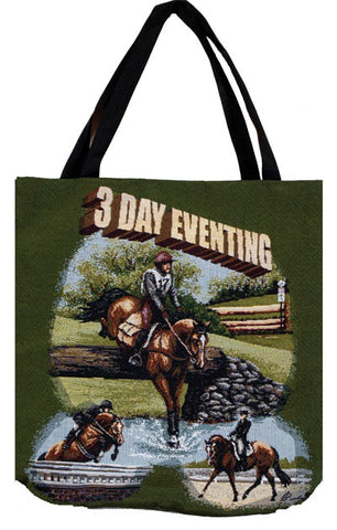 3 Day Eventing Tote Bag