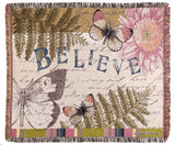 Tapestry - Butterfly Believe Throw