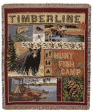 Tapestry - Timberline Throw