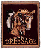 Tapestry - Dressage Horse Throw