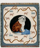 Tapestry - Bulldog Throw