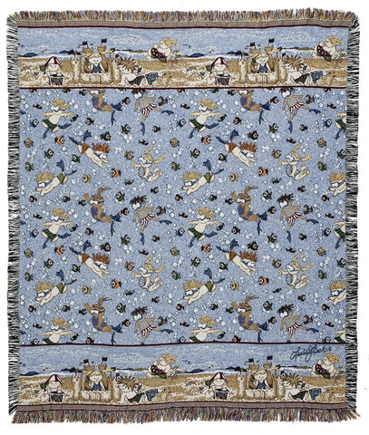 Tapestry - Sandcastle Kids Throw