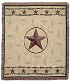 Tapestry - Texas Star Throw
