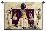 The Hall of Ballerina Wall Tapestry