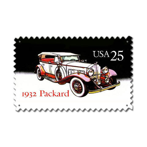 1932 Packard Metal Sign Wall Decor 16 x 24