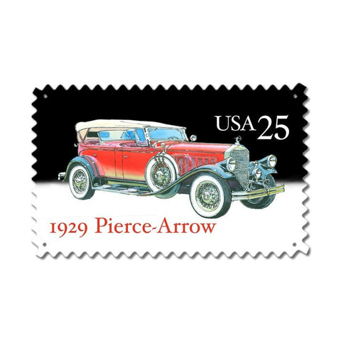 1929 Pierce Arrow Metal Sign Wall Decor 16 x 24