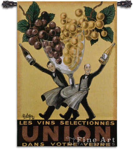 Union Wall Tapestry
