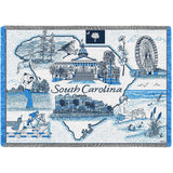 South Carolina Blanket