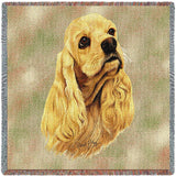 Cocker Spaniel Small Blanket